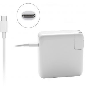Apple 87W USB-C Power Adapter and USB-C Charger Cable